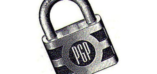 PGP Lock Graphic