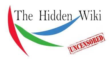 The Hidden Wiki Uncensored Logo