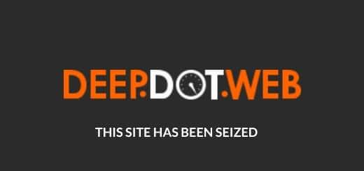 DeepDotWeb has been seized